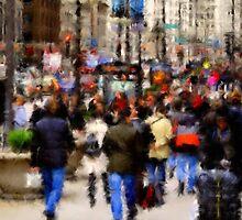 Impressions of Michigan Avenue by Brian Gaynor