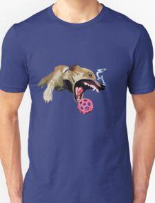 underwater dog vector T-Shirt