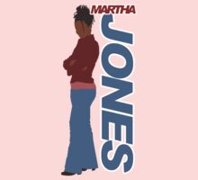 JONES. Martha Jones. by ideedido