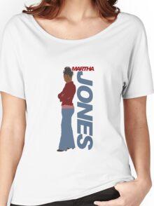 JONES. Martha Jones. Women's Relaxed Fit T-Shirt