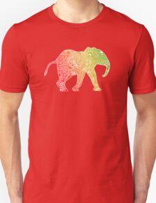 Baby Zentangle Elephant T-Shirt