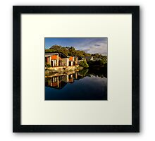 Early Morning at Bunker Bay Framed Print