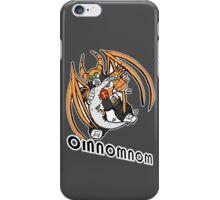 Chibi Unicron Omnomnom 2 iPhone Case/Skin