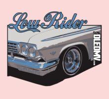 DLEDMV - Low Rider One Piece - Long Sleeve