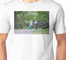 The Road We Walk Together Unisex T-Shirt