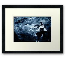 The Giver Of Dreams Framed Print