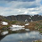 Summit Lake in Summer by Robert Meyers-Lussier