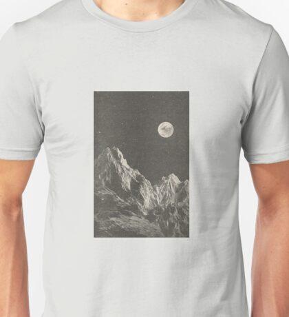 Victorian Moonscape Unisex T-Shirt