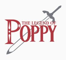 The Legend of Poppy Kids Clothes