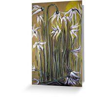 Last Blooms of Summer V2 Greeting Card