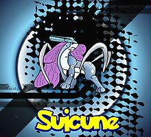 Suicune iPhone  by autobotchari