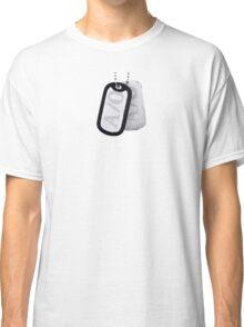 Gangsta A/0 Tags Classic T-Shirt