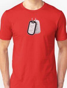 Gangsta A/0 Tags Unisex T-Shirt