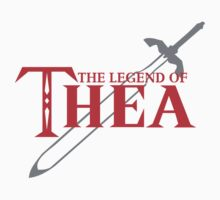 The Legend of Thea Kids Clothes