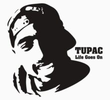 Tupac - Life Goes On by marinasinger