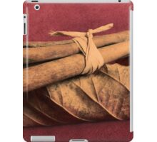 Autumn Spice iPad Case/Skin
