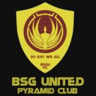 BSG United Pyramid Club by atlwildguy