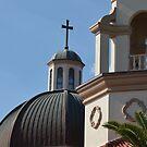 St. Timothy Catholic Church, Lady Lake, FL by Margaret  Shark