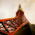 Tokyo Tower by Shari Mattox