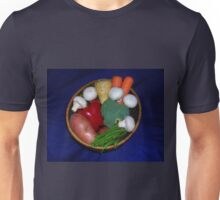 Mixed Vegetables Unisex T-Shirt