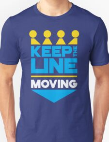 KC Royals: Keep the Line Moving T-Shirt