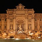 Trevi Fountain by Emma Holmes