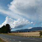 clouds by DEB CAMERON