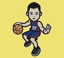 Jeremy Lin - Blue Kids Tee