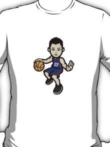 Jeremy Lin - Blue T-Shirt