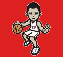 Jeremy Lin - White Kids Clothes