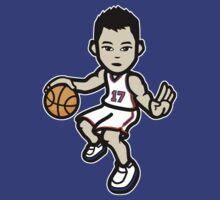 Jeremy Lin - White by mochadrinker