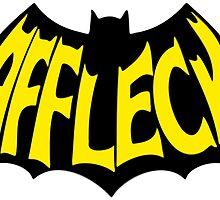"'BATMAN v SUPERMAN' Ben Affleck ""Batfleck"" Logo by DanielSipprelle"