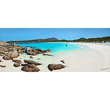 Hellfire Bay Panoramic Photographic Print