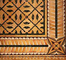Palatine Tiles by Emma Holmes