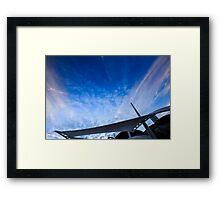The Sails Framed Print