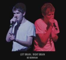 LEFT BRAIN / RIGHT BRAIN by acoollamb