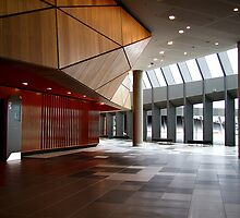 Melbourne Convection Center Interior 2 by Alycia Rowe