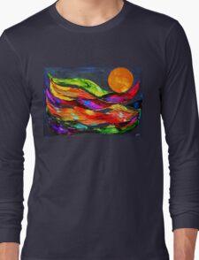 The Never Ending Sea Story Long Sleeve T-Shirt