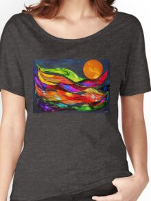 The Never Ending Sea Story Women's Relaxed Fit T-Shirt