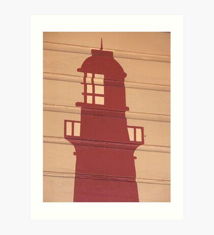 Lighthouse Wall Art Print