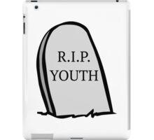 R.I.P. YOUTH iPad Case/Skin