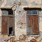 Old Windows by Francis Drake