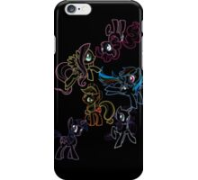 Mane 6 iPhone Case/Skin