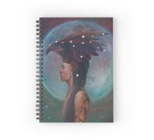 Vespertine Spiral Notebook
