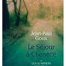 Jean-Paul Goux - Le Sejour a Chenece by Nikki Smith
