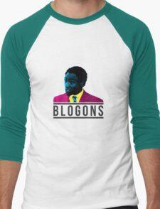 Troy - Blogons Men's Baseball ¾ T-Shirt