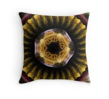 Flower From Planet X Throw Pillow
