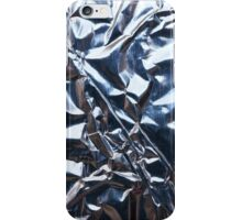 Foil texture iPhone Case/Skin