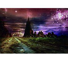 The Celestial City Photographic Print