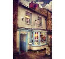 The Shake Shop Photographic Print